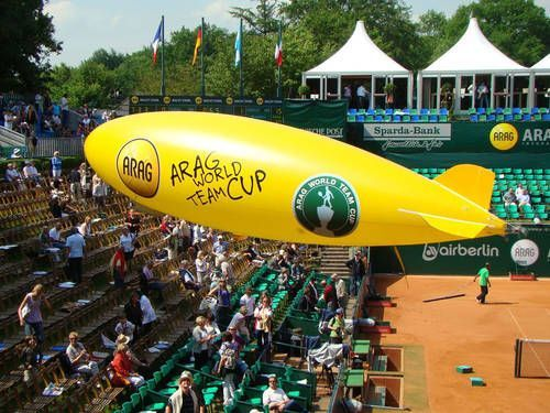 RC Zeppelin für ARAG Team World Cup