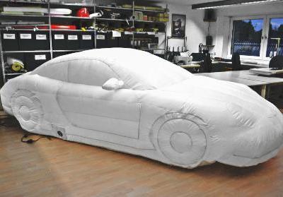 Porsche 911 Dummy