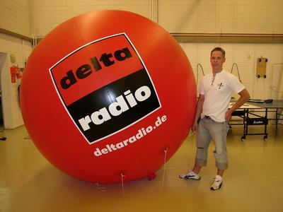 PVC Folien Ballon