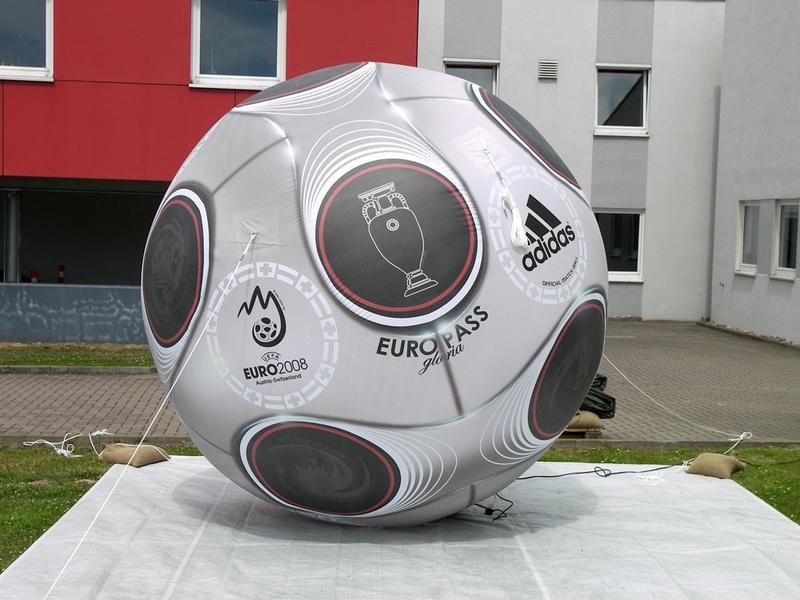 Fußball Produktnachbildung